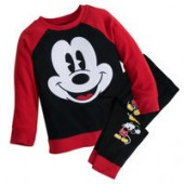 Mickey Mouse PJ Set For Kids
