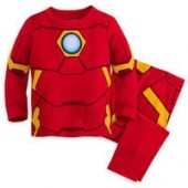 Iron Man PJ PALS Set - Baby