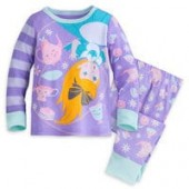 Alice in Wonderland PJ PALS Set - Baby