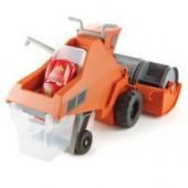 Cars Chase & Change Frank Playset - Mattel