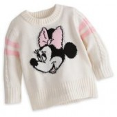Minnie Mouse Pullover Sweater for Baby
