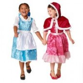 Belle 2-in-1 Costume Set - Kids