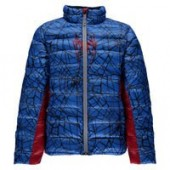 Spider-Man Puffy Jacket - Boys