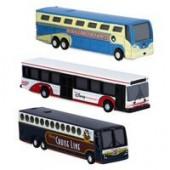 Walt Disney World Buses 3-Pack Set