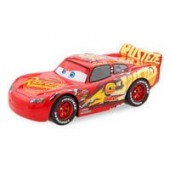 Midnight Run Lightning McQueen Die Cast Car - Chaser Series - Cars 3