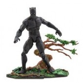 Black Panther Action Figure by Marvel Select - 7