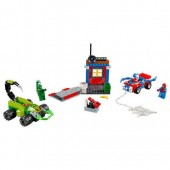 Spider-Man vs. Scorpion Street Showdown Playset by LEGO