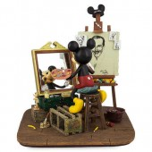 Mickey Mouse Self-Portrait Figurine