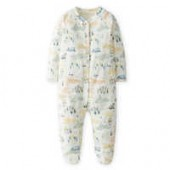 Winnie the Pooh Sleeper for Baby by Hanna Andersson