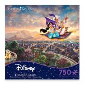 Aladdin Jigsaw Puzzle by Thomas Kinkade