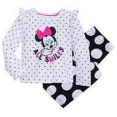Minnie Mouse Pajama Gift Set for Kids