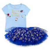 Beauty and the Beast Skirt Set - Tutu Couture - Girls