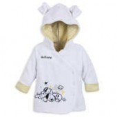 Lucky and Patch Robe for Baby - 101 Dalmatians - Personalizable