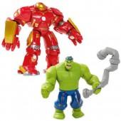 Hulkbuster Deluxe Action Figure Set - Marvel Toybox