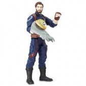 Captain America Action Figure with Infinity Stone - Marvels Avengers: Infinity War