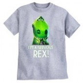 Rex Nervous T-Shirt for Kids - Toy Story