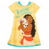 Moana and Pua Nightshirt for Girls