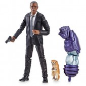 Nick Fury Action Figure - Legends Series - Captain Marvel