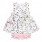 Winnie the Pooh Dress and Bloomer Set for Baby
