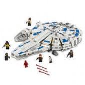 Millennium Falcon Kessel Run Playset by LEGO - Solo: A Star Wars Story