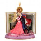 Sleeping Beauty Legacy Sketchbook Ornament - Pink - Limited Release