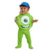 Mike Wazowski Costume for Baby by Disguise