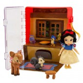Disney Animators' Collection Snow White Mini Doll Playset