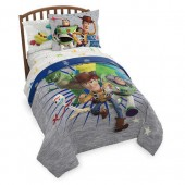 Toy Story 4 Comforter Set - Twin / Full