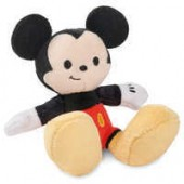 Mickey Mouse Tiny Big Feet Plush - Micro