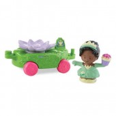 Tiana Parade Float by Little People