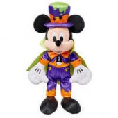 Mickey Mouse Halloween Plush - 17