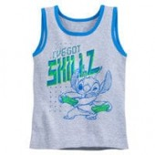 Stitch Tank Top for Boys