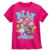 Toy Story Play Nice T-Shirt for Kids