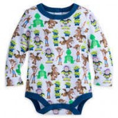 Toy Story Cuddly Bodysuit for Baby