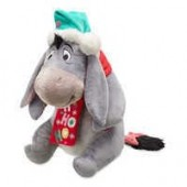 Eeyore Holiday Plush - Medium