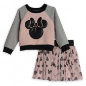 Minnie Mouse Sweater and Skirt Set by Pippa & Julie