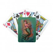 Art of Ariel: Sing Your Own Song Bicycle Playing Cards - Customized