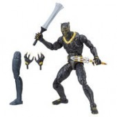 Erik Killmonger Action Figure - Black Panther Legends Series
