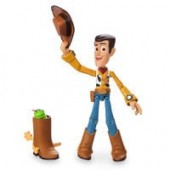 Woody Action Figure - PIXAR Toybox