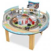 Cars 3 Florida Racetrack Set and Table