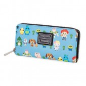 Toy Story 4 Zip-Around Wallet by Loungefly