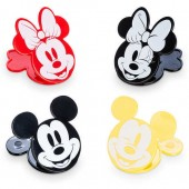 Mickey and Minnie Mouse Bag Clips Set - Disney Eats