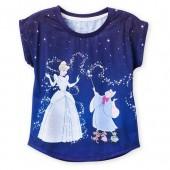Cinderella Dolman T-Shirt for Girls