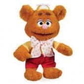Fozzie Bear Plush - Muppet Babies - Small