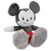 Mickey Mouse Tiny Big Feet Micro Plush - Limited Release