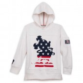 Mickey Mouse Americana Pullover Hoodie for Boys - Walt Disney World 2019