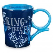 King Triton Mug - The Little Mermaid - Disney Cruise Line