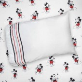 Mickey Mouse 90th Anniversary Sheet Set - Twin / Full / Queen