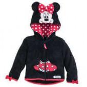 Minnie Mouse Hooded Fleece Jacket for Baby - Disneyland
