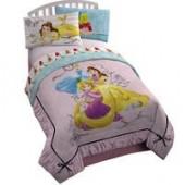 Disney Princess Comforter - Twin